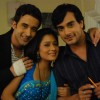 Sadhna with Alekh and Dr.Shlok