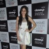 Pooja Chopra was seen at the Lakme Fashion Week Winter/ Festive 2014 Day 4