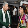 Kiran Rao was seen talking with Rahul Vora at the Exhibition of Vintage Film items