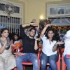 Abu Jani, Sidharth Malhotra and Sandeep Khosla tune in to the beats at Ashray NGO