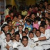 Varun Dhawan and Sidharth Malhotra pose with kids at Ashray Ngo