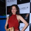 Aditi Gowitrikar poses for the media at Vikram Phadnis Bash