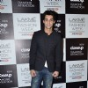 Karan Wahi at Lakme Fashion Week Winter/ Festive 2014 Day 6
