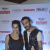 Saahil Prem and Amrit Maghera at Mandate Model Hunt 2014