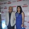 Ramesh Sippy with wife Kiran Juneja at Mandate Model Hunt 2014