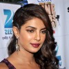 Priyanka Chopra snapped at the Promotion of Mary Kom
