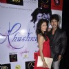 Kishwer Merchantt poses with Suyyash Rai at the Album Launch of Khushnuma