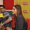 Promotions of Khoobsurat on 98.3 Radio Mirchi