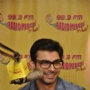 Fawad Khan at the Promotions of Khoobsurat on 98.3 Radio Mirchi