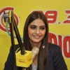 Sonam Kapoor was at the Promotions of Khoobsurat on 98.3 Radio Mirchi