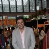 Sameer Soni poses for the camera at Araish Charity Exhibition