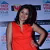 Narayani Shastri poses for the camera at Power Women Fiesta