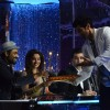 Aditya Roy Kapur distributes sweets to the Judges on Jhalak Dikhhlaa Jaa