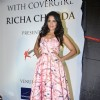 Richa Chadda Launches Maxim Issue