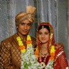 Kapil and Anjali looking like a bride and bridal