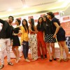 TV Celebs click selfie at Option's Mall before the Telly Calender shoot in Jordan