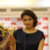 Additi Gupta snapped at Option's Mall before the Telly Calender shoot in Jordan