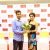 Tina Dutta felicitated at Option's Mall before the Telly Calender shoot in Jordan