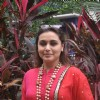 Rani Mukherjee poses beautifully for the camera on Ganesh Chaturthi