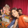 Shilpa Shetty and Raj Kundra at the Visarjan of Lord Ganesha