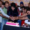 Team cuts the Cake at the Celebration of the Completion of 3 Years of Diya Aur Baati Hum