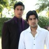 A still image of Kapil and Amit