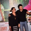 Dimple Kapadia and Homi Adajania at the Special Screening of Finding Fanny