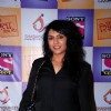 Anjali Mukhi poses for the media at the Press Meet of Ek Rishta Aisa Bhi
