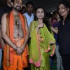 Rani Mukherjee was snapped at Chinchpokli Ka Raja