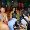 Rani Mukherjee was spotted at Chinchpokli Ka Raja