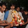Vivek Oberoi at the Visarjan of Lord Ganesha