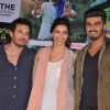 Press Meet of Finding Fanny in Hyderabad