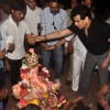 Jeetendra offering his prayers to Lord Ganesha