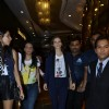 Kalki Koechlin was seen at the Vogue Night Out