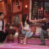 Deepika and Arjun in a gig on Comedy Nights with Kapil