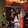 Arjun and Deepika at the Promotions of Finding Fanny on Comedy Nights with Kapil