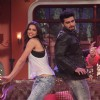 Deepika and Arjun shake a leg at the Promotions of Finding Fanny on Comedy Nights with Kapil