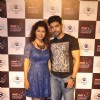 Gurmeet Choudhary with wife Debina Bonerjee Choudhary at the Launch of Heavens Dog Resturant