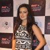 Adaa Khan poses for the media at the Launch of Heavens Dog Resturant