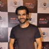 Karan V Grover poses for the media at the Launch of Heavens Dog Resturant