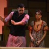Richa Chadda & Cyrus Sahukar at their Play