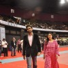 Abhishek Bachchan snapped at Asian Junior TT Championship