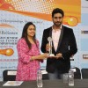 Abhishek Bachchan felicitated at Asian Junior TT Championship