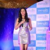 Nargis Fakhri addressing the audience at the Launch of Everyouth Naturals Face Wash