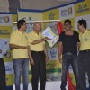 Akshay Kumar and Sanjeev Kapoor at Donate Your Calories Sugarfree Campaign