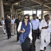 Asin Thottumkal snapped at Airport