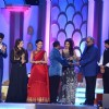 Sridevi and Boney Kapoor being felicitated at Mircromax SIIMA Awards Day 2