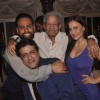 Celebs pose with Rajkumar Kohli at his Birthday Bash