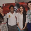 Cast of Desi Kattey at the Media Meet