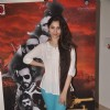 Sasha Agha Khan poses for the media at the Media Meet of Desi Kattey
